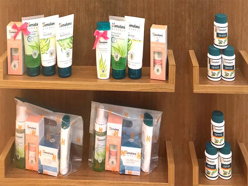 Himalaya Wellness Boutique Sunway Pyramid Kedai Produk