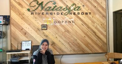 Natasya Riverside Resort Gopeng – Escape To The Nature with Kembara KBBA9 Team