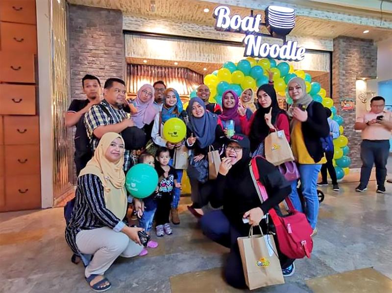 Boat Noodle Raikan Anniversary ke 5 Sebagai Salah Satu Restoran Makanan Jalanan Thai Kegemaran Rakyat Malaysia