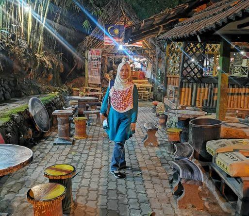 Buffet Ramadhan BBQ Lamb KL Kemensah Janjikan kelainan