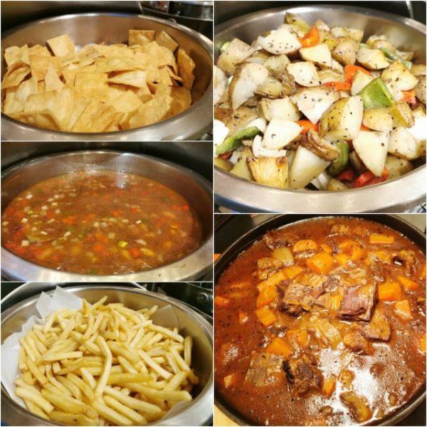 4 n 1 Buffet Dinner di Restoran Royal Songket