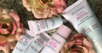 Bio Essence Tanaka White Product Review