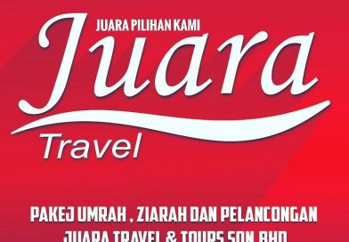 Tunaikan Umrah Dengan Tenang Dan Yakin Bersama Juara Travel & Tours