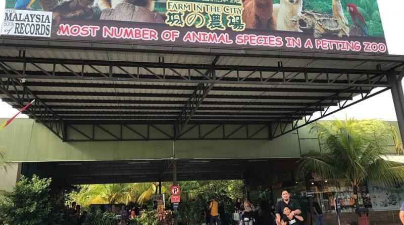 Menyesal Bawa Anak Ke Farm In The City Malaysia