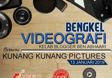 Bengkel Videography Oleh Yang Pakar – Kunang-Kunang Pictures