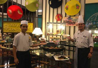 Buffet Ramadhan Grand Blue Wave Berkonsepkan Bazar Malaysia Kini dan Ala Kampung