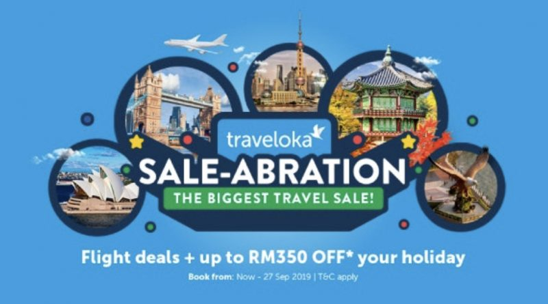 Travel Sakan Dengan Traveloka Saleabration Dan Matta Fair 2019
