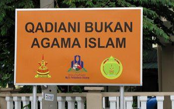 Ajaran Qadiani Sesat Dan Meyimpang Dari Ajaran Islam