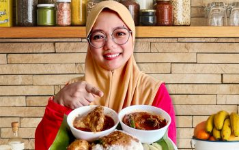 Nasi Dagang Grannies – Nasi Dagang Asli Terengganu Terlaris di KLCC